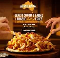 Cadastrar Promoção Outback 2018 Gerar Cupom Batata Frita Grátis