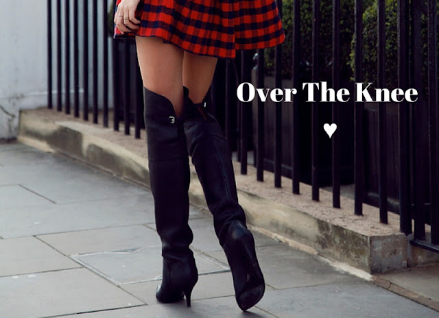 Over-The-Knee-Botas