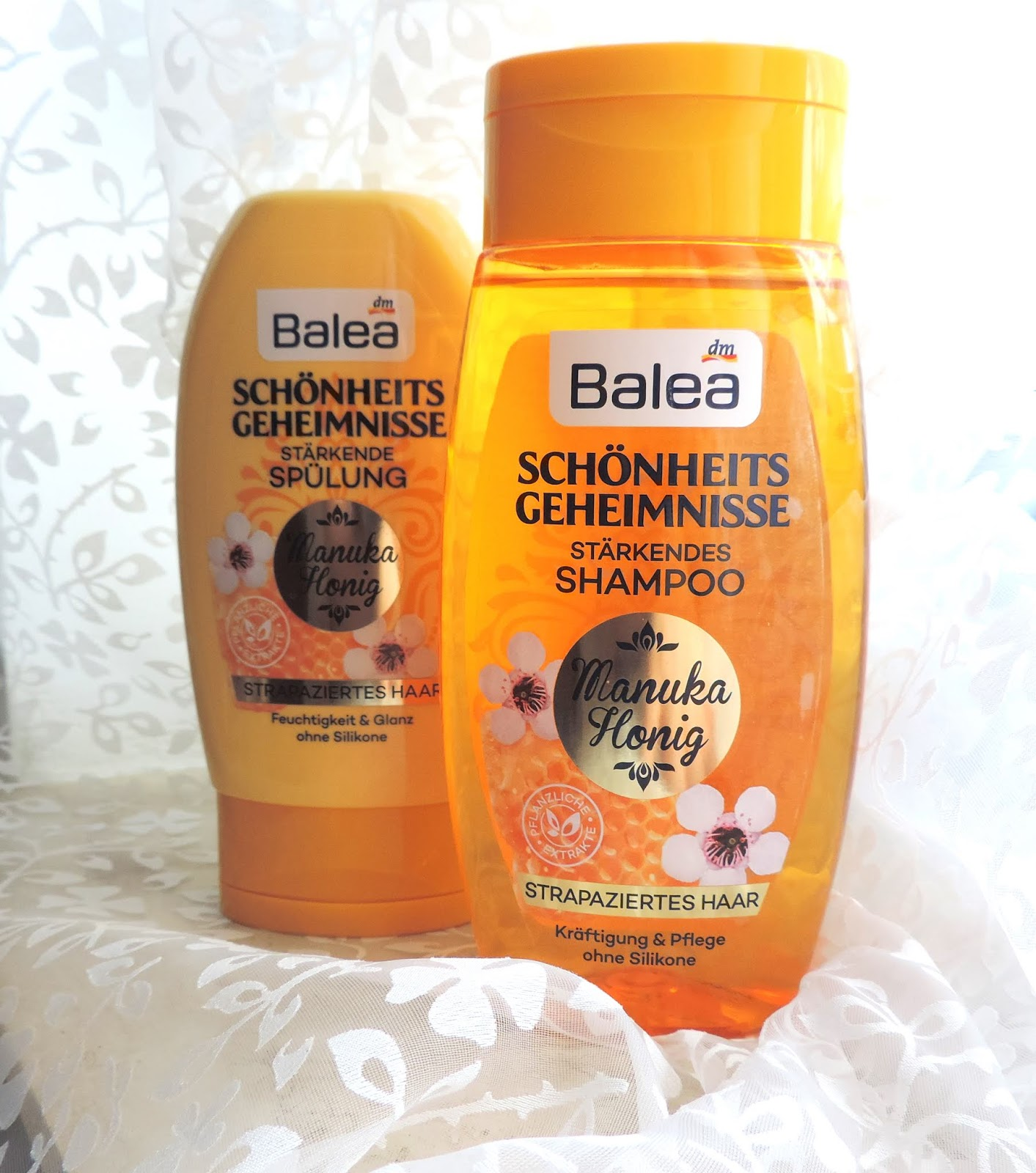 Dm shampoo ohne silikone