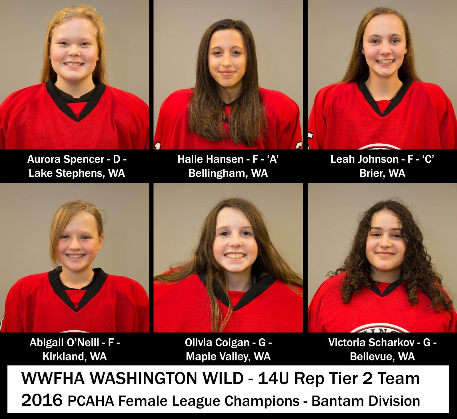 Shoreline Area News Washington Wild 14u Rep Team Wins