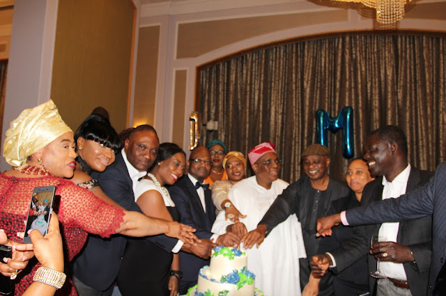 Medview Airline One Year Anniversary in LONDON