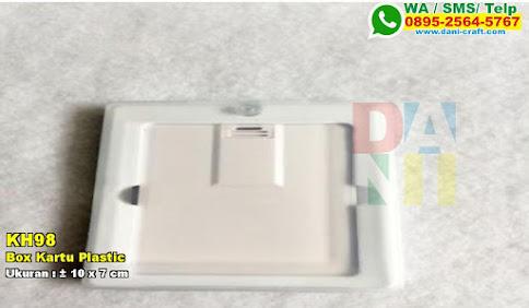 Box Kartu Plastic
