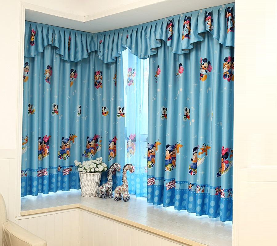 Mua rèm cửa sổ cho bé trai ở đâu Hà Nội?