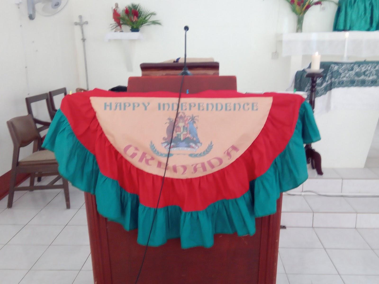 John's Next Step: Grenada Independence 2019