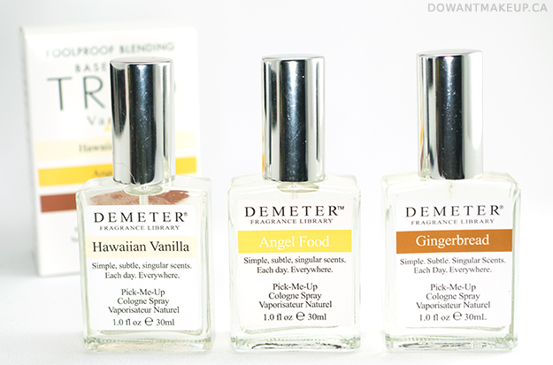 Demeter Foolproof Blending Base Note Trio review