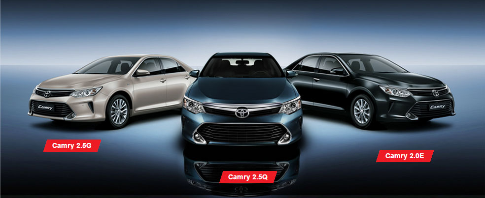 Xe Toyota Camry