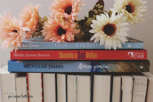 livros lidos em novembro