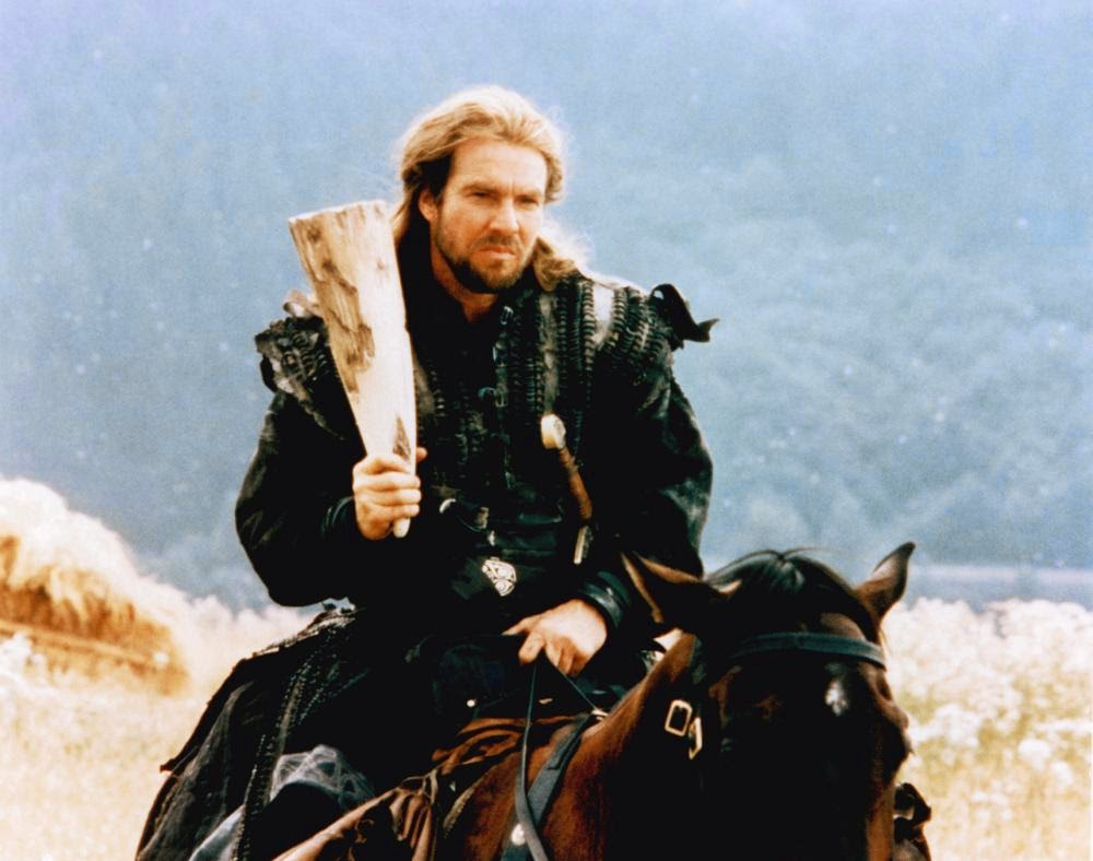 Dennis Quaid Dragonheart 1996 movie