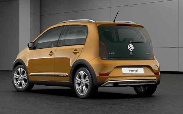 Novo VW Cross-Up! 2017