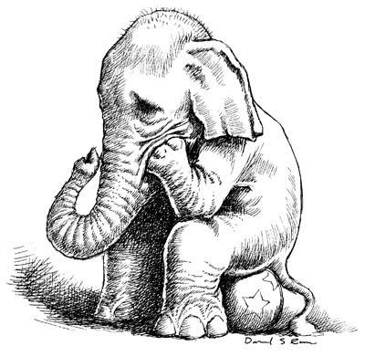 Thoughts: Elephant Thinking