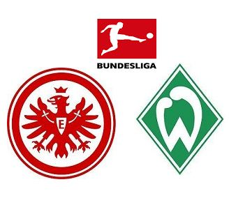 Frankfurt vs Werder Bremen match highlights
