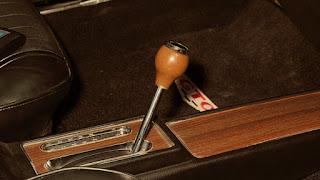 Valiant Black 1970 Pontiac LeMans GTO Transmission