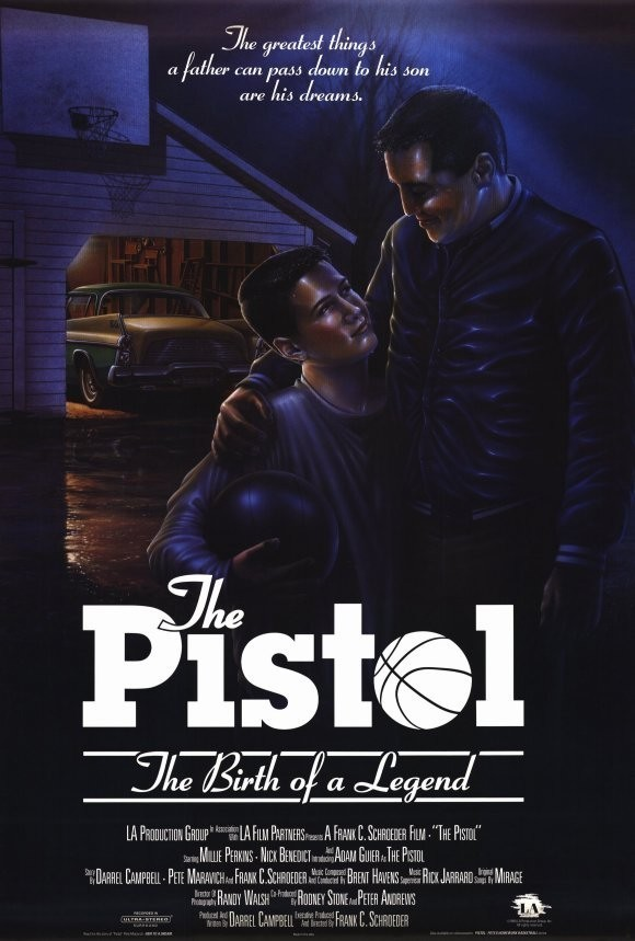 The Pistol: The Birth of a Legend