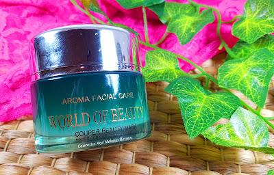 World Of Beauty - Couper Beauty Mask