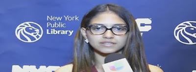 Joven inmigrante cumple su sueño