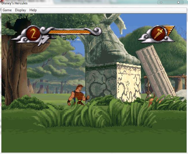 Hercule Game