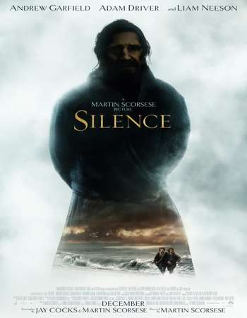 Poster Of Silence 2016 English 700MB DVDScr x264 Free Download Watch Online downloadhub.net