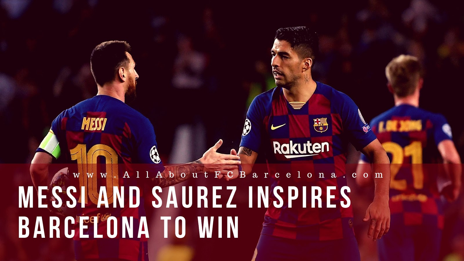 Vidal, Saurez and Messi Inspires a Sensational Barcelona Come Back against Inter