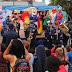 La Policía provincial agasajó a los niños en el Distrito Cinco