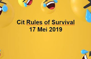 Link Download File Cheats Rules of Survival 17 Mei 2019