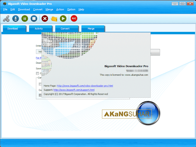 Download Bigasoft Video Downloader Pro Full Version