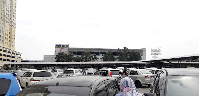 Mydin Hypermarket USJ