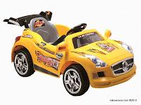 Mobil Mainan Aki Elite 2388 Sport Car