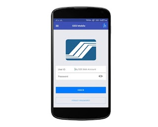 SSS Mobile App – View your Contribution Status Online using your Smartphone