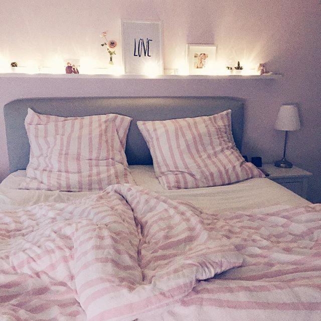 Fantastisch Wir Bauen Ein Haus   Schlafzimmer \ Boxspringbett Fashion Kitchen    Schlafzimmer Deko Lichterkette