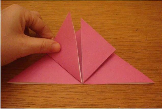 cara membuat kupu kupu dari kertas karton