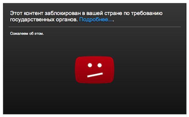 У YouTube новые ограничения для видео