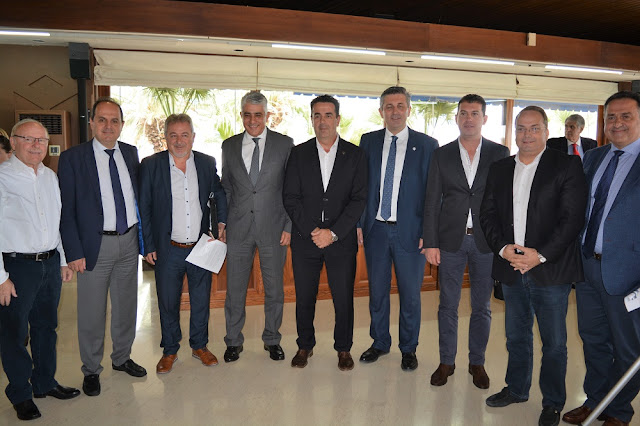 Στην 1η γενική συνέλευση του Δικτύου πόλεων ''Βιώσιμη Πόλη'' ο Δήμαρχος Ναυπλιέων Δημήτρης Κωστούρος