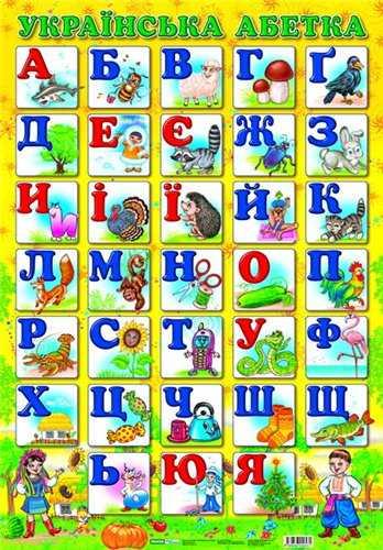 The Ukrainian Alphabet and the Soft Sign