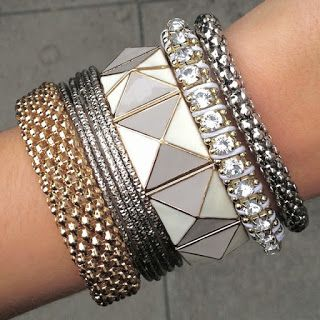 Fashion Jewelry Shopping Metal Bangles Online Store BlingStation.com