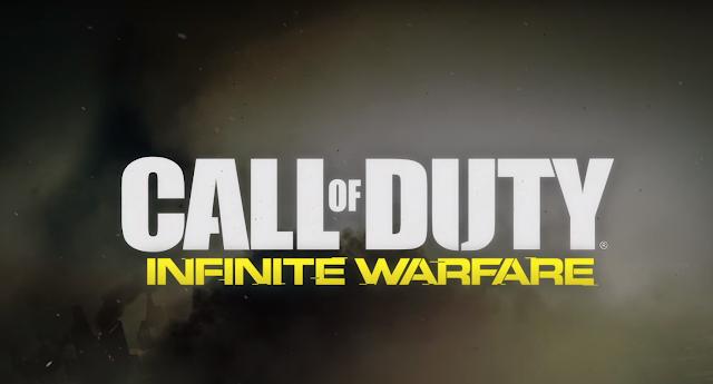 Call of Duty: Infinite Warfare: дата релиза, первый официальный трейлер