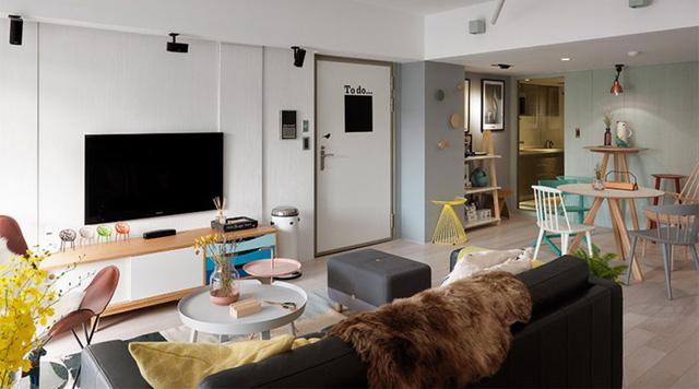 Nội thất căn hộ 85m2