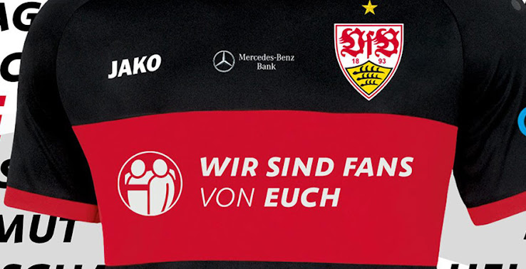 We Are Your Fans Stuttgart 19 20 Special Kit Released Footy Headlines