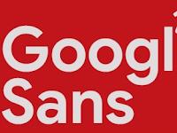 Cara Memasang Font Google Sans Di Blog