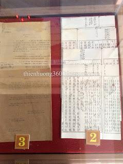 Những trang kinh Lăng nghiêm có bút tích của Cụ Nguyễn Sinh Sắc