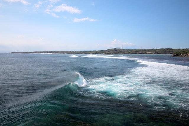 Ocean à Nusa Lembongan