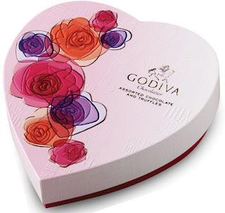 Godiva Chocolates, Godiva