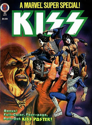 Marvel Comics, Kiss