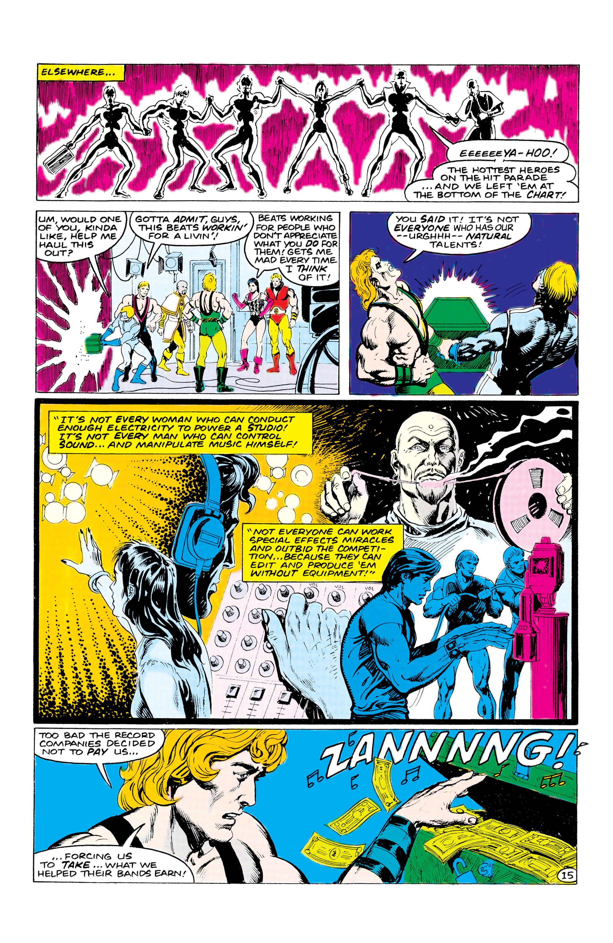 Read online World's Finest Comics comic -  Issue #312 - 16