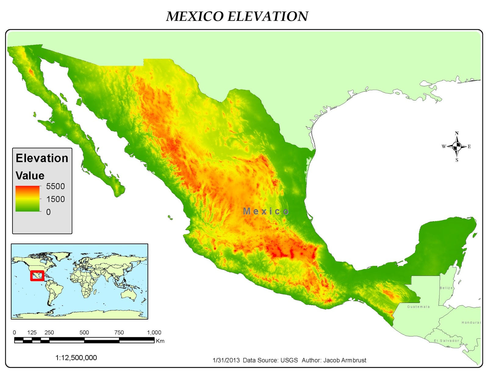 Map that shows elevation 692356 giscarto map3 gumiabroncs Image collections