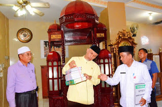Walikota Padang, H.Mahyeldi Ansharullah Tingkatkan Lingkungan Bersama Masyarakat