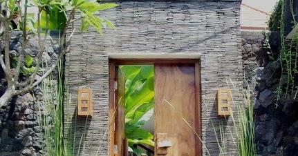 Tropical Bali Design Angkul Angkul The Balinese