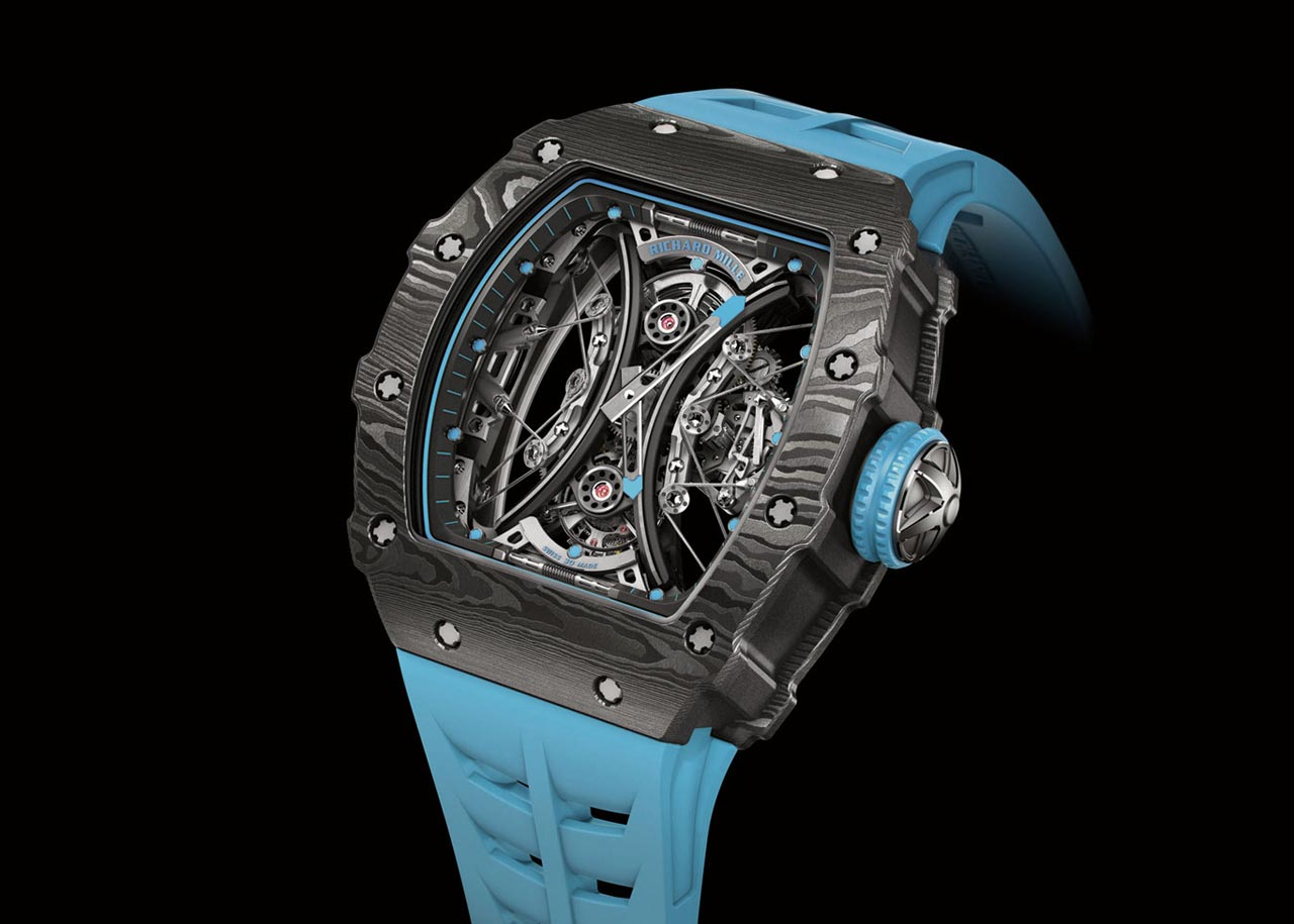 SIHH 2018: Richard Mille