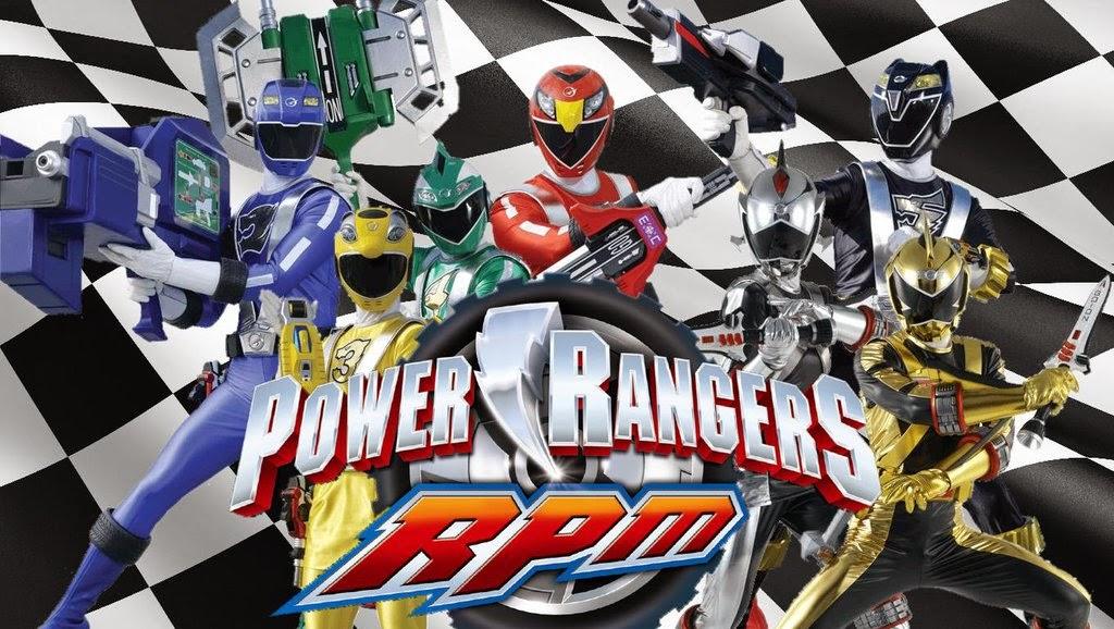 Siêu Nhân Power Rangers RPM - VietSub (2010)