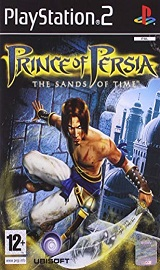 810eotBw7ML. SY445  - Prince of Persia - The Sands of Time - PS2 [Ntsc]