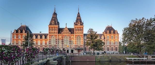 Museu Rijksmuseum para curtir a lua de mel em Amsterdã